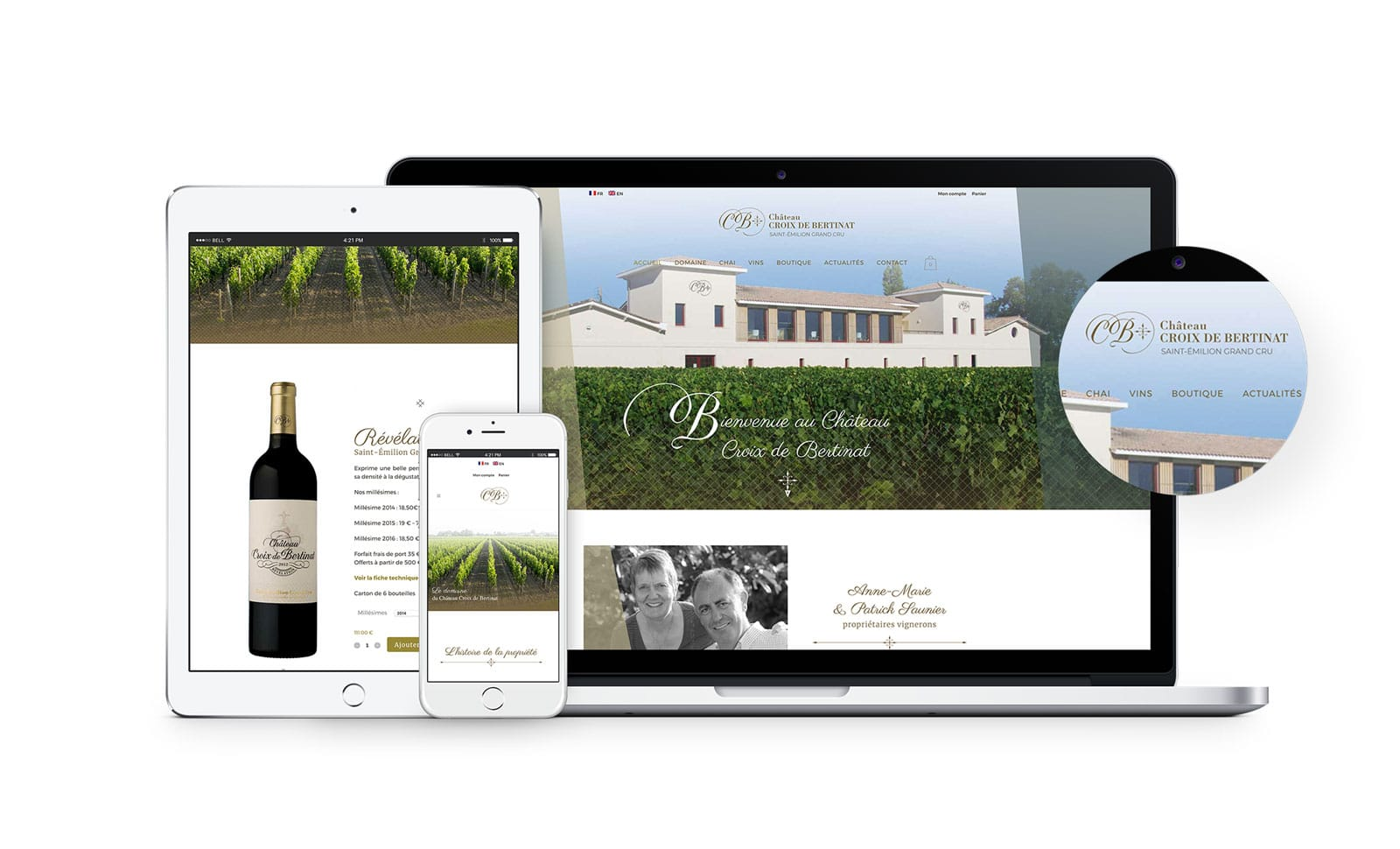 croix-bertinat-chateau-creation-site-internet